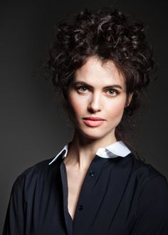 Neri Oxman, MIT architect and engineer. Also, winner of the genetic lottery.