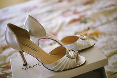 """Manolos.... """"the fact is, sometimes it's hard to walk in a single woman's shoes. That's why we need really special ones now and then to make the walk a little more fun""""... Carrie Bradshaw, Sex and the City."""