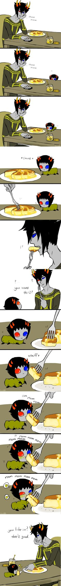 Sollux Grub. So many aww's Share the sollux grub.