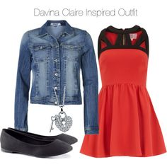 The Original - Davina Claire Inspired Outfit