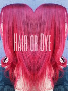 Red Hair dont care!! #redhair #red hair #pravana #hairordye #longhair #layers #blowouts #hairstylist #hair #coloredhair #vividhair #altcolors