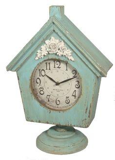 A Loja do Gato Preto | Relógio de Mesa - barbarasangi