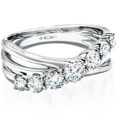 Right hand diamond rings