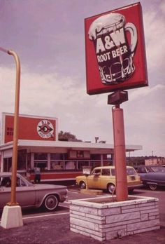 A & W originated in Lodi, CA.  In the 1960's, driving across America in our station wagons with no A/C pulling Airstream travel trailers, we used to give my Dad demerits if he passed an A&W