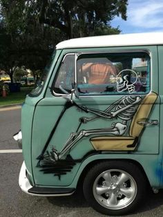 This is cool, no bones about it!