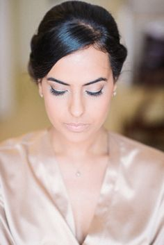 Maquihagem Nude | Kit de Beleza de Vera Garcia. #casamento #maquilhagem #noiva