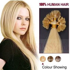 22 Inch Ash Blonde(#24) 100S Nail Tip Human Hair Extensions, you can find it at: http://www.kissyhair.co.uk/22-inch-ash-blonde-24-100s-nail-tip-human-hair-extensions.html