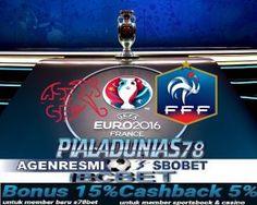 Prediksi Skor Bola Swiss vs Prancis 20 Juni 2016
