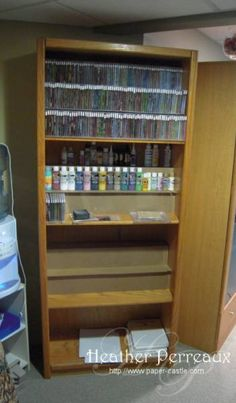 Not just a bookcase anymore
