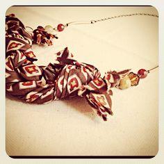 FrauCollection #collana #girocollo # cravatta #vintage #original #cool
