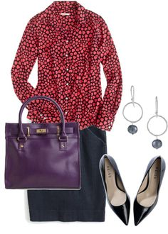 OOTD, created by vweldon on Polyvore