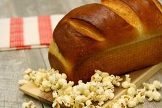 Popcorn Bread | In The Kitchen With Honeyville