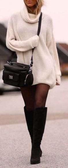 Tricôs incríveis para usar neste inverno/Como usar tricô no inverno