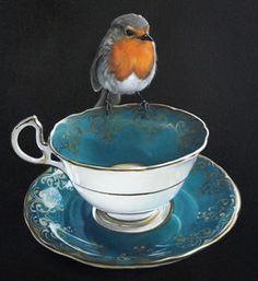 Robin's Rest - Jane Crisp