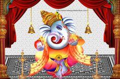 Ganesha-images-hd-wallpapers-quotes-Happy-vinayaka-chaviti-telugu-greetings