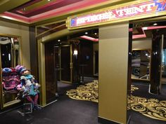 A family outing to Cirque Dreams: Jungle Fantasy on Norwegian Breakaway! What a cool idea for a  dinner show!