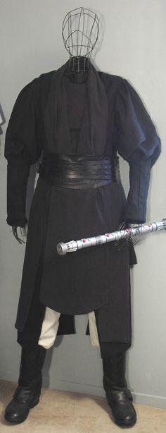 Darth Maul Costume Display -must see post #97!!!!!!