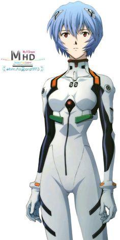 Reí Ayanami