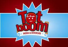Tot Boom store by Rodolfo Bicalho, via Behance