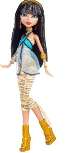 Monster High Original Ghouls Collection (Original Favourites re-released) Cleo de Nile