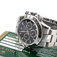 Rolex Oyster Perpetual Cosmograph Daytona 116520 | Pre-owned Rolex Watch | Cashmax Jewelry | #LuxuryWatch #cashmax