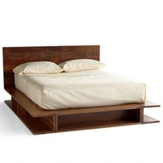 AGED WOOD, NEW DREAMS BED
