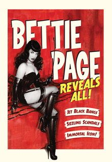 Bettie Page Reveals All (2013)