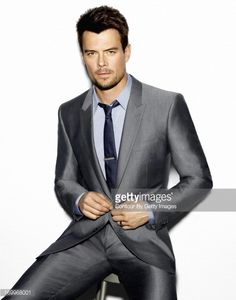 Actor Josh Duhamel is photographed for In Style Man Russia on February 16, 2013 in Los Angeles, California. COVER IMAGE.