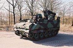 YPR-pantserrupsvoertuig | Koninklijke Landmacht | Defensie.nl