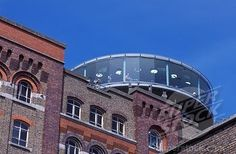 Dublin's Guiness Storehouse. I took my, now husband, for his 30th birthday weekend in October 2005.