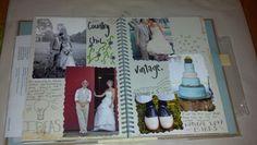 My SMASH BOOK for my #wedding