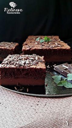 Magiczne ciasto czekoladowe Ale, Baking, Polish, Food, Vitreous Enamel, Ale Beer, Bakken, Essen, Meals