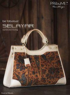 SELAYAR Tote Bag by PRibuMI...