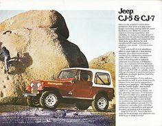 1978 Jeep CJ-7 Renegade with Hardtop and Levi's Interior   Flickr - Photo Sharing!