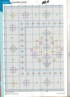 Gallery.ru / Фото #52 - The world of cross stitching 158 - tymannost 1