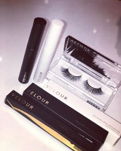 8644183eee0 In love with Velour Lashes - Velour SILK Holiday Lash Book | Beauty ...