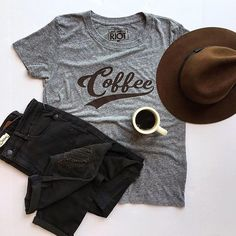 Need. Coffee. Now. # #monday #ootd by nordstrom
