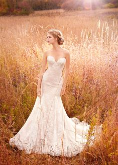 Just unpacked this #lace stunner by @jimhjelm - Style jh8608! Perfect for the #charleston bride!