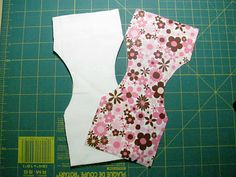 Template for DIY training pants. For the lining she used old receiving blankets for inside and PUL (waterproof) fabric for the outside. She has a step by step tutorial. I am going to try to make these for my  potty training grandkiddies. Great idea.