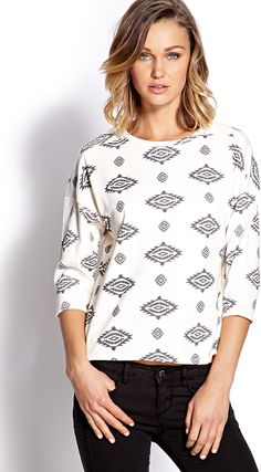 FOREVER 21 Gone South Sweatshirt