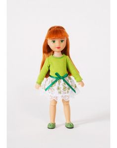 "Ireland ""Haigh!"" - Travel Friends 7"" Play Doll"