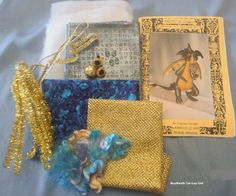 Make a DRAGON PATTERN Kit PRIMO Supplies Cloth doll