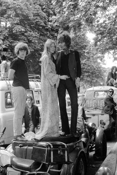 1969: Photos of the historic Rolling Stones comeback concert in Hyde Park