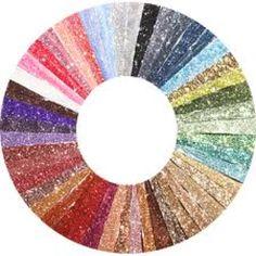 The glitter wheel