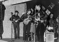 A series of mix-ups ended with the Fab Four playing for an audience that barely outnumbered them.
