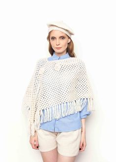 Classic Poncho – MADE IN ROȘIA MONTANĂ Wool Insulation, Cold Day, Summer Collection, Montana, Merino Wool, Ruffle Blouse, Spring Summer, Classic, How To Make