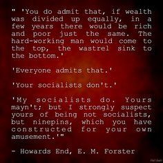 Howards End, E. M. Forster