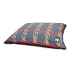 GB Pet Beds Country Check Mayfair Granite Cushion Dog Bed