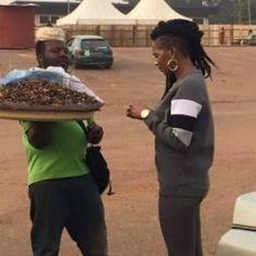 #Postpic - Lady Ponce...tout simplement...#Cameroun #Kmerzik