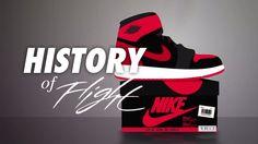 Air Jordan: A History Of Flight